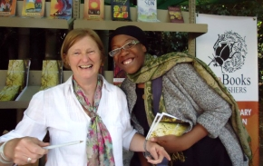 Caine Prize Writing Workshop 2014: Interview with Publisher, Jane Morris