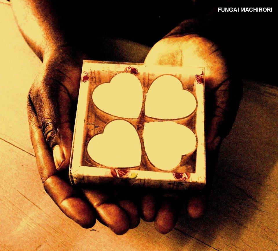 Hearts by Fungai Machirori